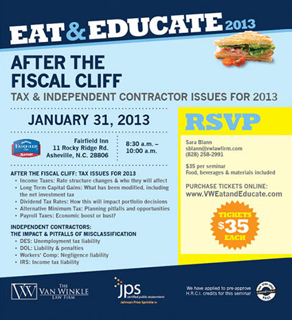 Eat Educate 2013 - JPS CPAS