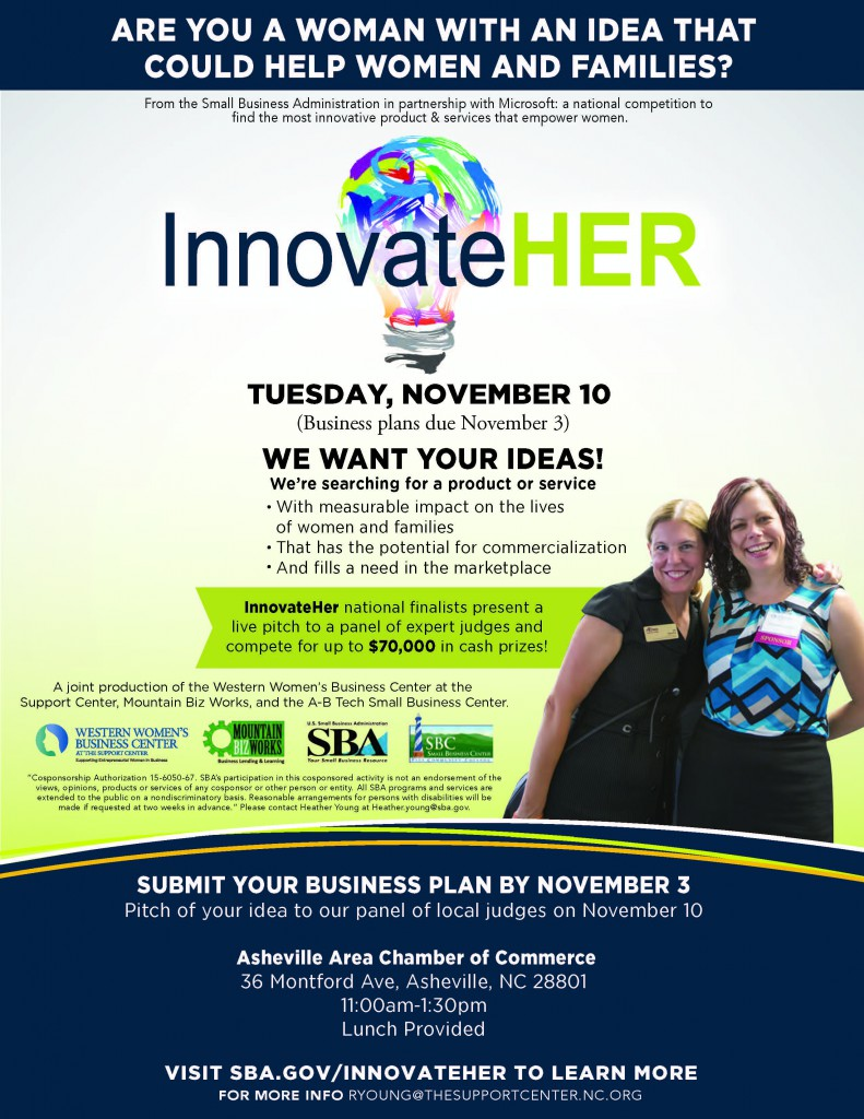 InnovateHER flyer smaller size 2016 official