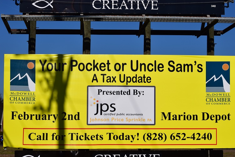 JPS Tax Update