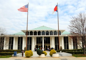 NC Legislature Bldg