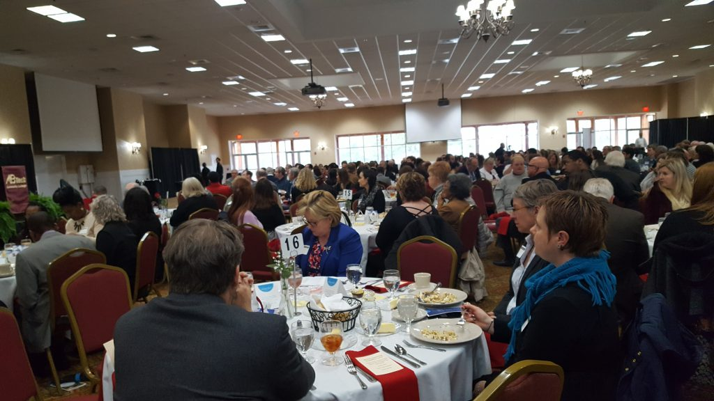 A-B Tech Community College Founation Scholarship Luncheon 2017