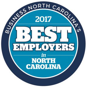 JPS named one of Business NC 2017 Best Employers in NC