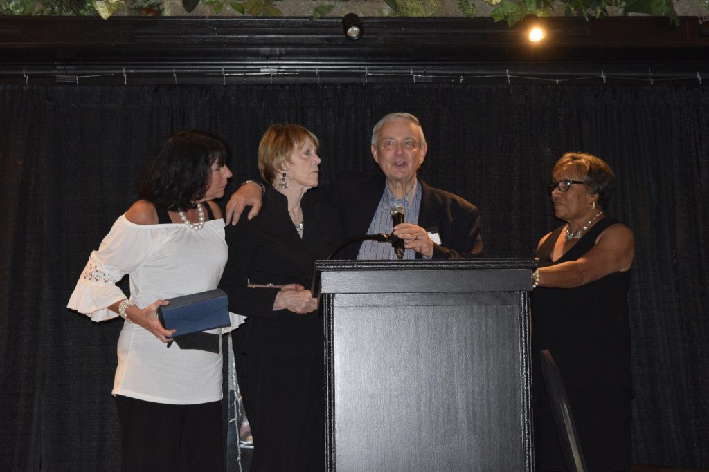 Gayle Littlejohn was honored during the ARC's 60th celebration