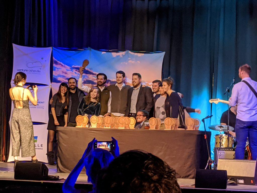 Venture 15 Awards 2019_ Antroware _ JPS presenting sponsor